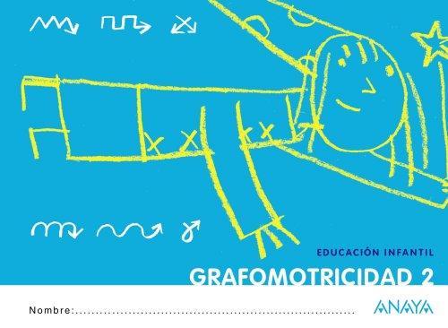 Grafomotricidad 2. - 9788467815863 por Anaya Educación