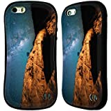 Official Darren White Landscape Arch Milky Way Heavens Hybrid Case for Apple iPhone 5 / 5s / SE