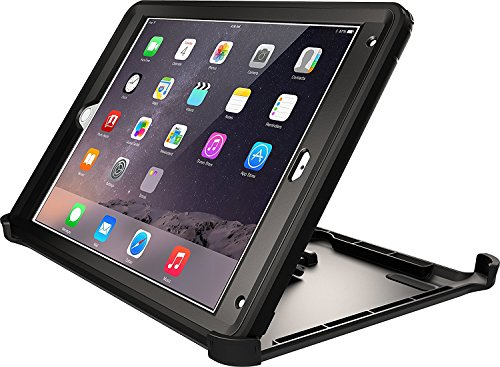 OtterBox Rugged 77-50969 Defender Series Case for Apple iPad Air 2 - Black