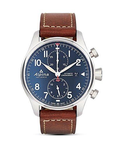Preisvergleich Produktbild Alpina Schweizer Automatikchronograph Startimer Pilot AL-725N4S6