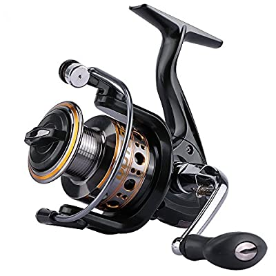 Goture Spinning Reel Smooth Carp Fishing Reels Stainless Steel Fishing Reel Left Right Interchangeable Saltwater Reel by Goture