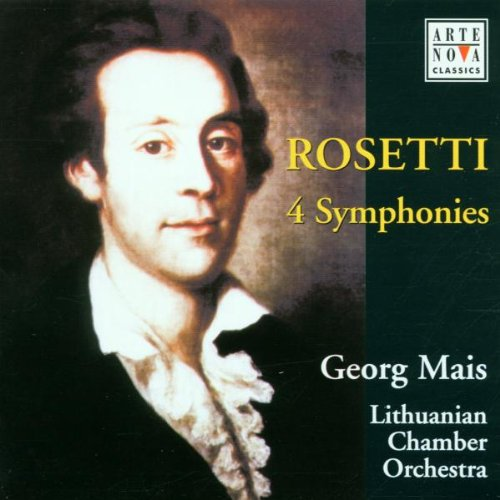 rosetti-four-symphonies-george-mais-lithuanian-chamber-orch