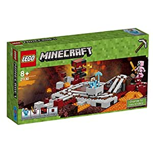 "Minecraft 21130 ""The Nether Railway"" Building Set"