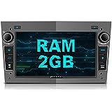 """PUMPKIN 2GB RAM Android 5,1 Autoradio Moniceiver für Opel Astra Corsa Zafira Vivaro Meriva Vectra mit GPS Navi unterstützt Bluetooth FastBoot WLAN DAB+ USB Subwoofer 7"""" 18cm Bildschirm ohne CD-Laufwerk"""
