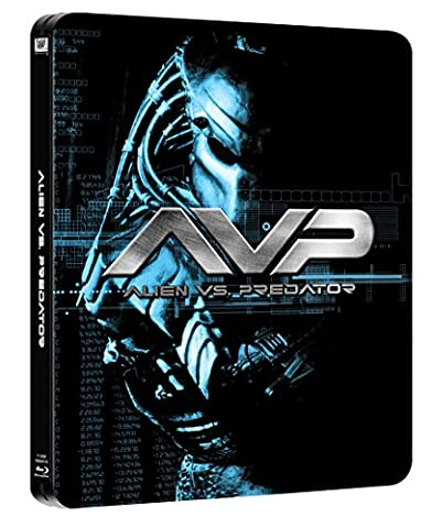 Alien Vs. Predator - Special Limited Steelbook Edition [UK Import] (Predator Filme)