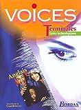 Image de Voices : Anglais, terminale séries technologiques