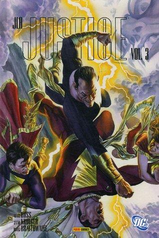 JLA : Justice, Tome 3 : par  Alex Ross, Jim Krueger, Doug Braithwaite