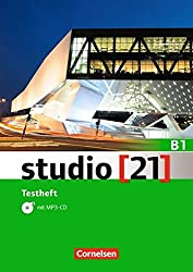 studio [21] - Grundstufe B1: Gesamtband - Testheft mit Audio-CD