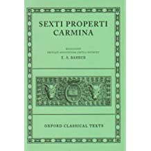 Carmina (Oxford Classical Texts)