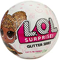 L.O.L. Surprise Glitter - 7 Surprises - Serie Speciale Scintillante