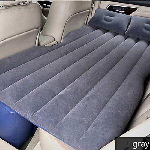 Reise-Auto-Luft-Bett-graue Aufblasbare Matratze Portable Thicker Sex-Bett SUV Kampierende Mit Elektrischer Pumpe Und Kissen