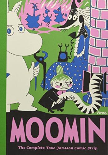 Moomin Book Two: The Complete Tove Jansson Comic Strip: Bk. 2 por Tove Jansson