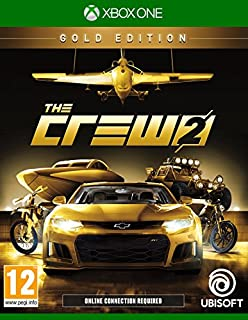 The Crew 2 Gold Edition (Xbox One) (B07C92WDL8) | Amazon Products