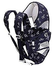 WonderKart® Chuan-Que Baby Carrier 6 In 1 - Navy Blue