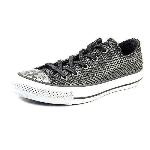 Converse - Chuck Taylor All Star Core Leather Ox, scarpe tecniche  da donna Schwarz