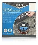 Auto Tech 12V 12V Compresor de aire portátil coche bomba para neumáticos