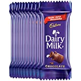 Cadbury Dairy Milk Chocolate Bar, 23g (Pack Of 30)