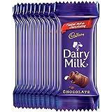 Cadbury Dairy Milk Chocolate Bar, 23g (Pack Of 30)