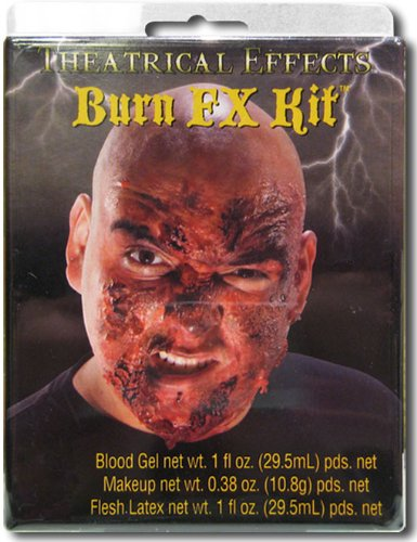 Burn FX Make Up Kit (Kit Fx Make Up)