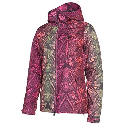 Volcom Women's Jacke Velocity S Rosa – Coral Haze | 00887188132187