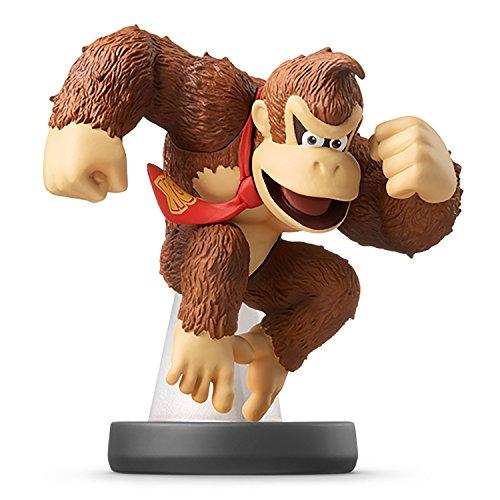 Amiibo Donkey Kong - Super Smash Bros. series Ver. [Wii U]Amiibo Donkey Kong - Super Smash Bros. series Ver. [Wii U] (Importación Japonesa)