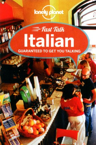 Lonely-Planet-Fast-Talk-Italian-Phrasebook