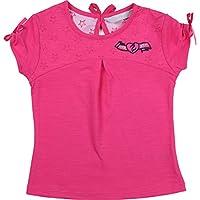 Zunstar Lizzie - Camisa/Camiseta de náutica para niña, color cereza, talla UK: Talla 74/80