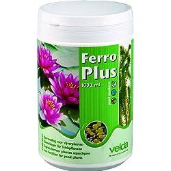 Velda ferro Plus ferro fertilizzante per piante da laghetto per 6000litri di acqua di stagno 122450, 1000ml