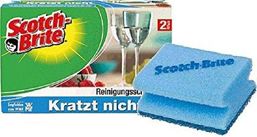 scotch-briteatm-reinigungsschwamm-kratzt-nicht-5502-24-9x65x4-cm-blau-inh-2