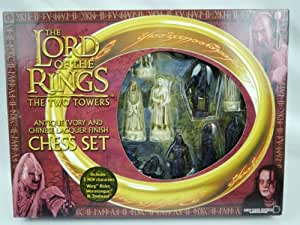 Lord of the rings : echiquier nouveau modele