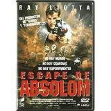 Escape De Absolom (Import Dvd) (1999) Ray Liotta; Lance Henriksen; Stuart Wil