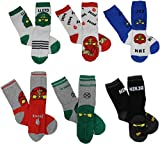 6er Pack Lego Ninjago Jungen Socken (27/30)