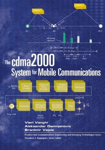 The Cdma 2000 System for Mobile Communications, (Prentice Hall Communications Engineering and Emerging Technologies Series) Cdma-serie