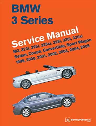 BMW 3 Series (E46) Service Manual: 1999, 2000, 2001, 2002,