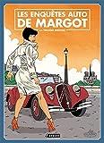 Les enquêtes auto de Margot, Tome 3 + coffret