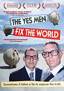 Yes Men Fix the World [DVD] [Region 1] [US Import] [NTSC]