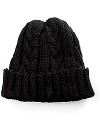 Amazon.co.uk  Accessoryo - Skullies   Beanies   Hats   Caps  Clothing 81420c0722a2