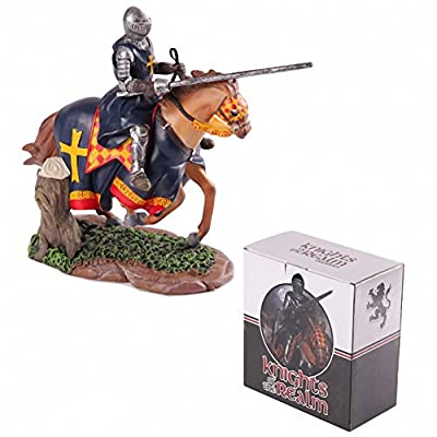 Knights of the Realm Figurine - Riding Carrying Lance PDS