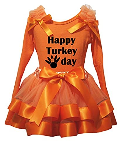 Turquie Dress Outfit - petitebelle robe Happy Turquie Day L/S Chemise