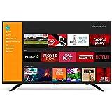 CloudWalker 101 cm (40 inches) 4K Ready Smart Full HD LED TV 40SFX2 (Black)