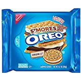 Oreo Smores Sandwich Cookies, 10.7 Ounce 303g Single Package