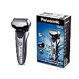 Panasonic Nass/Trocken-Rasierer ES-LT2N, mit flexiblem 3D-Scherkopf, mit Bartdichtesensor, mit ausklappbarem Trimmer, wasserdicht
