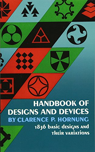 Handbook of Designs and Devices (Dover Pictorial Archive) por Clarence P. Hornung