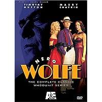 Nero Wolfe: Mega Set