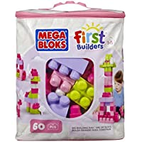 Mega Bloks First Builders Big Building Bag - Pink.