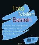Foto, Malen, Basteln schwarz: Kalende...