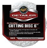 Meguiar's DMC6 6 DA Microfiber Cutting Disc, (Pack of 2) Style: Cutting, Eisenwaren, Eisenwarenhandlung