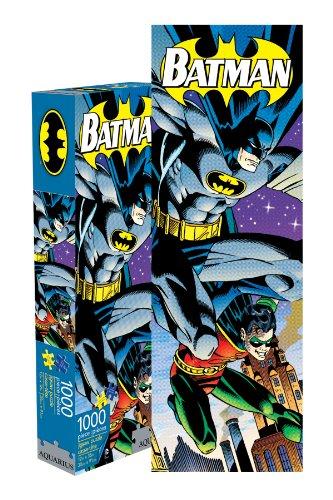 Batman Delgado 1000 rompecabezas pieza del puzzle 910mm x 300mm (nm)