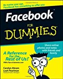 Facebook For Dummies (For Dummies (Computers)) by Carolyn Abram (2008-02-11)