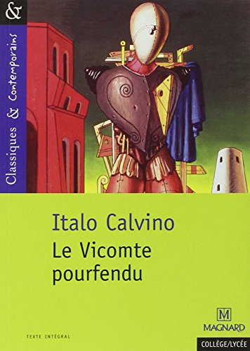 Le Vicomte pourfendu par Italo Calvino, Nathalie Lebailly, Matthieu Gamard